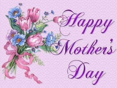 Happy Mother's Day! Post greetings, stories, memories, etc ...