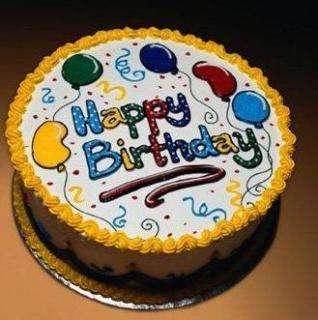 Skank Birthday Cake