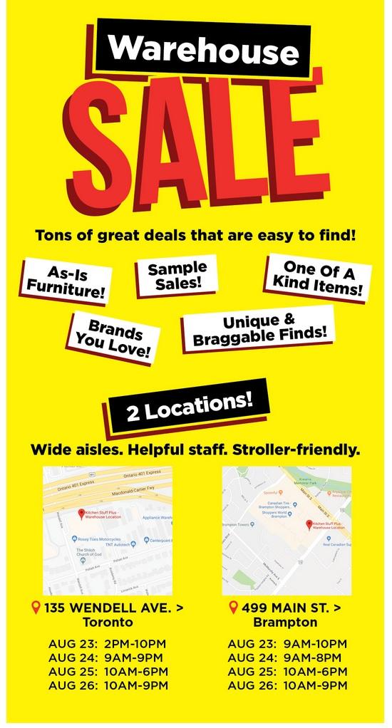 Name:  KitchenStuffPlus Warehouse.jpg Views: 183 Size:  171.6 KB