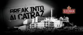 Sleeman Break Into Alcatraz