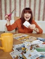 I just ate all my coupons!